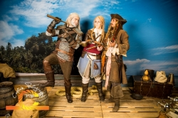 Be a Pirate - Fantasy Basel - The Swiss Comic Con 2017_129
