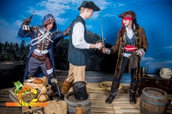 Be a Pirate - Fantasy Basel - The Swiss Comic Con 2017_13
