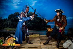 Be a Pirate - Fantasy Basel - The Swiss Comic Con 2017_257