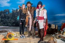 Be a Pirate - Fantasy Basel - The Swiss Comic Con 2017_80