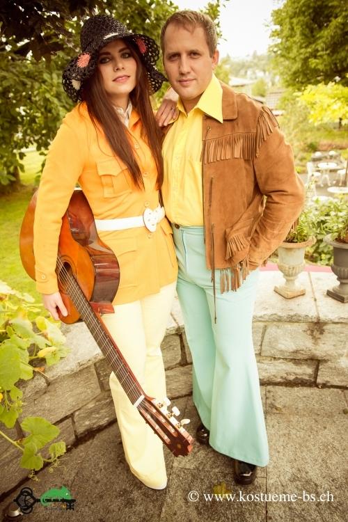 Hippie Kleider Kostume Mieten